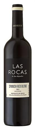 Las Rocas Spanish Red Blend